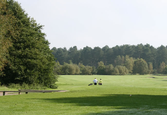 Moors Valley Footgolf Course Country Park and Forest Ashley Heath