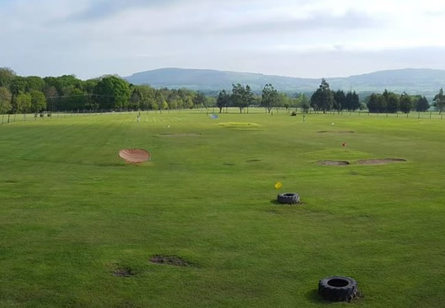 North Wales Footgolf Course UK Nationwide