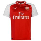 Win a Signed Arsenal Shirt!