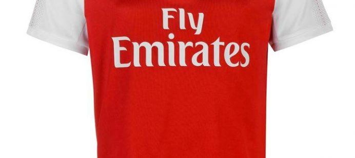 Win a Signed Arsenal Shirt!