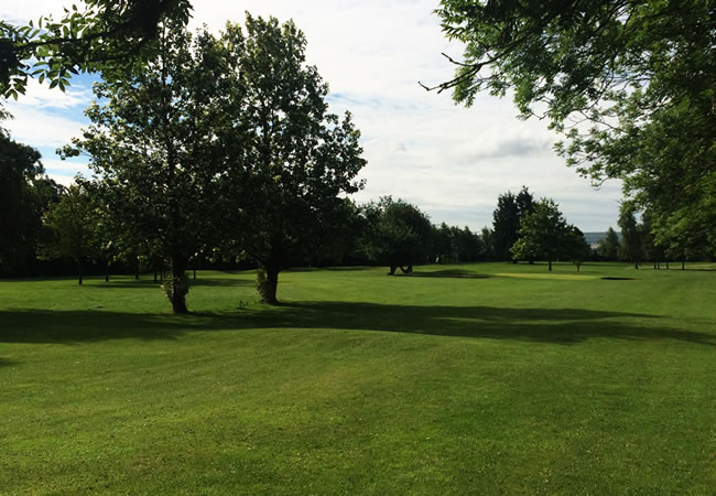 Snainton Golf Course Footgolf UK