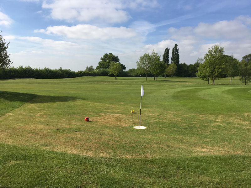 Stanmore and Edgware Footgolf Middlesex London