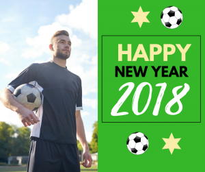 Happy New Year From Footgolf Frenzy