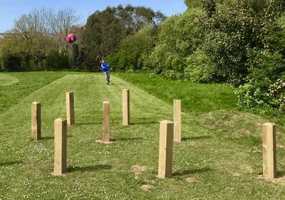 Newquay Crazy Footgolf Course