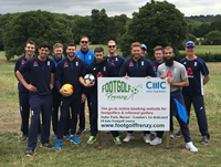 Footgolf London Courses Richmond Barnet Ealing