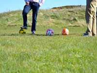 Footgolf Scotland Courses Edinburgh Aberdeen