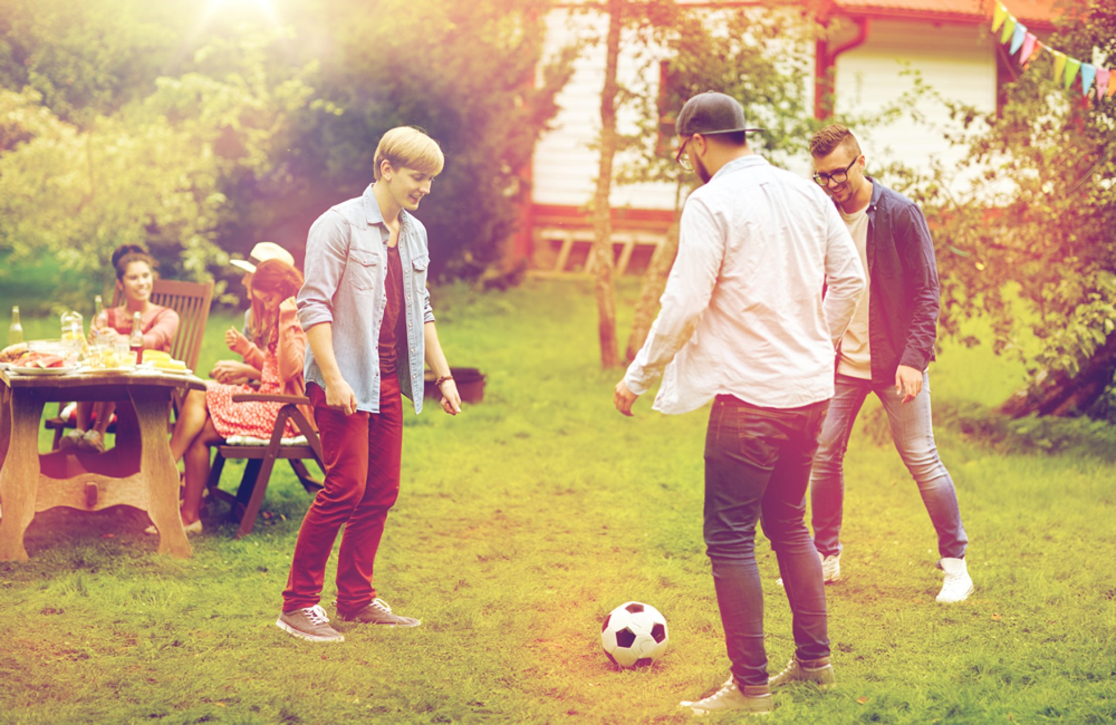 Play Footgolf this August Bank Holiday