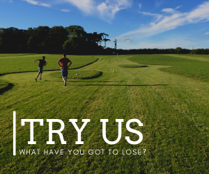 Try Footgolf Frenzy