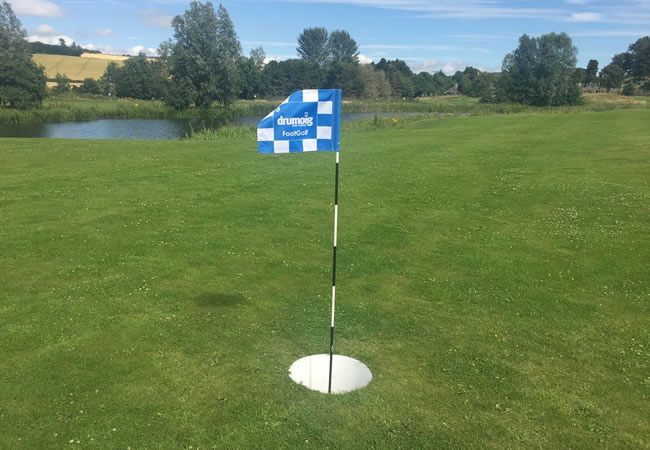 Drumoig Footgolf