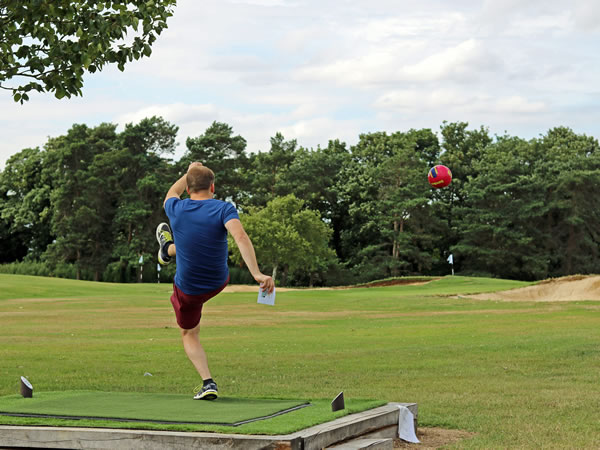 Chadwell Springs Footgolf