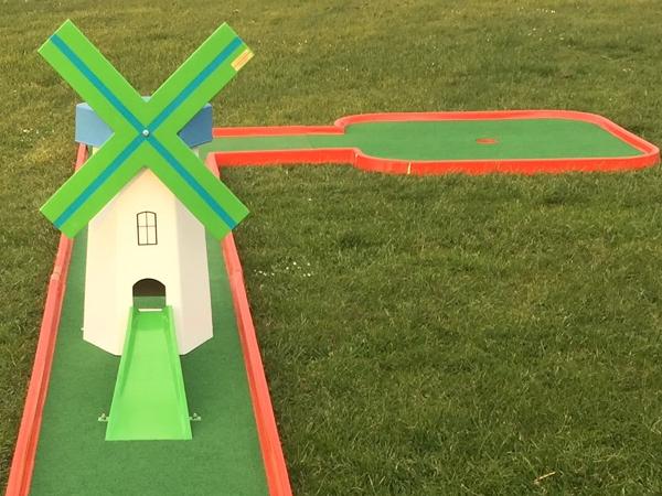 The Notleys Crazy Golf Course Braintree Essex